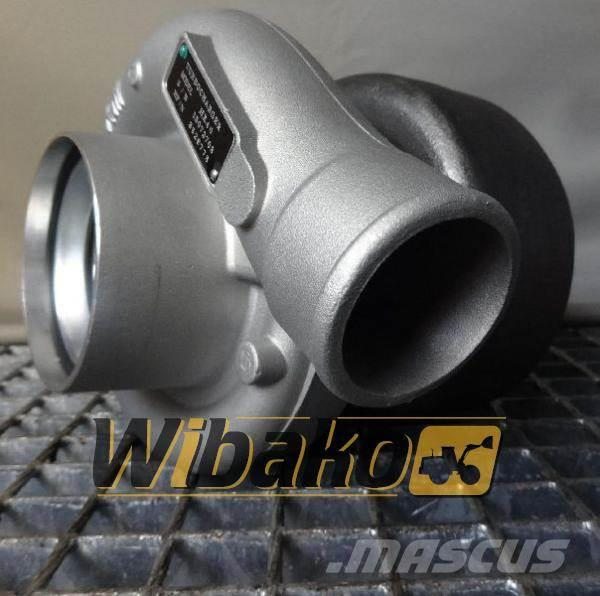 Cummins Turbocharger / Turbosprężarka Cummins HX40 3528778