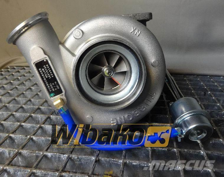 Cummins Turbocharger / Turbosprężarka Cummins HX40W 404310