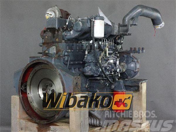 Daewoo Engine Daewoo DE08TIS