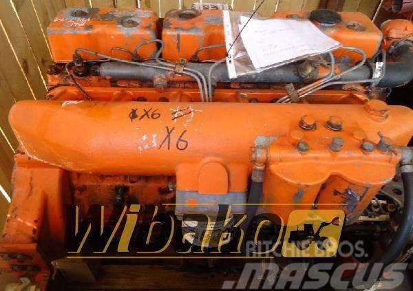 Daewoo Engine / Silnik spalinowy Daewoo D1146500379