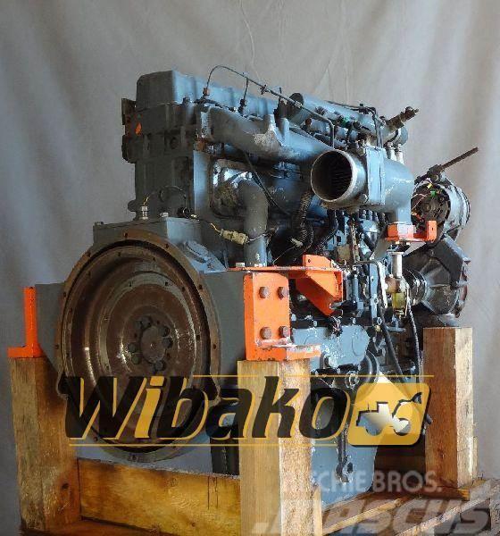 Daewoo Engine / Silnik spalinowy Daewoo 2366