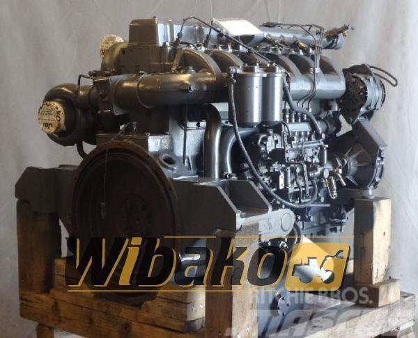 Daewoo Engine / Silnik spalinowy Daewoo D2366T