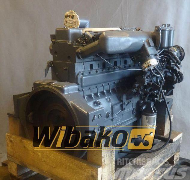 Daewoo Engine / Silnik spalinowy Daewoo B1146500536
