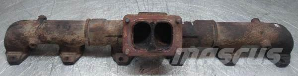 Daewoo Exhaust manifold Daewoo DE12TIS