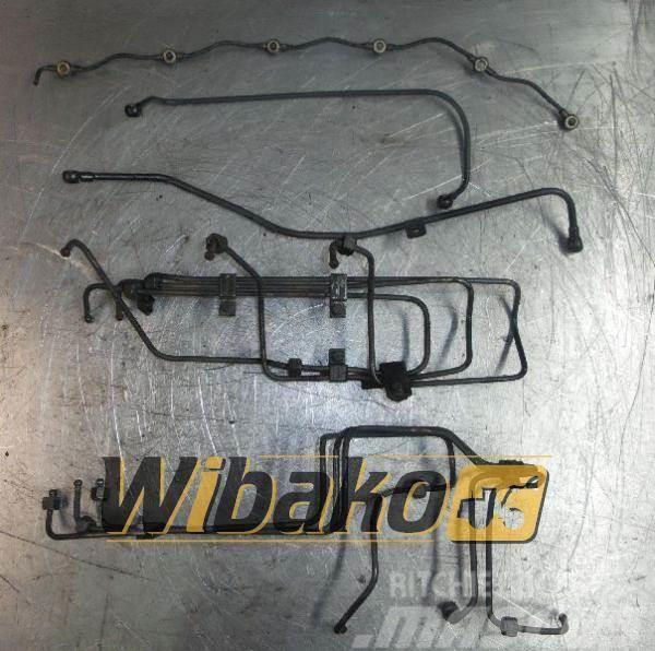 Daewoo Fuel lines set Daewoo DB58TI