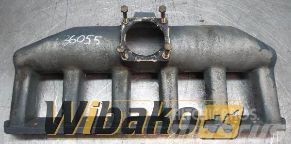 Daewoo Intake manifold Daewoo DE12TIS