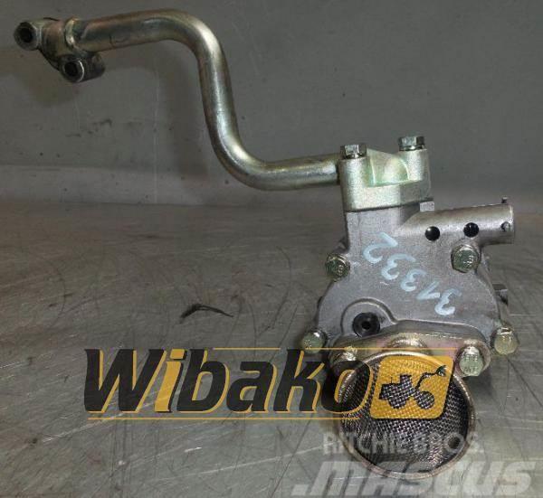 Daewoo Oil pump Silnika Daewoo DB58TI