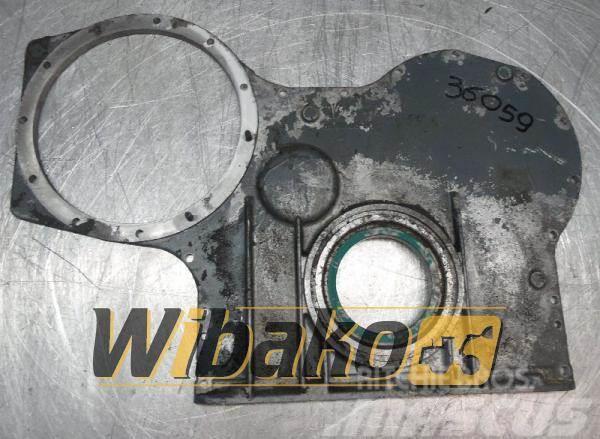 Daewoo Pokrywa obudowy rozrządu Daewoo DE12TIS 65.01305-5