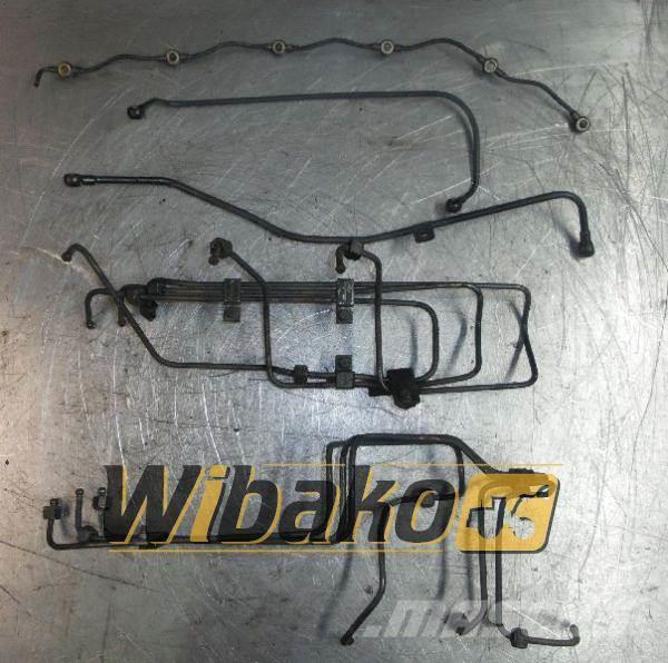 Daewoo Przewody paliwowe komplet Daewoo DB58TI