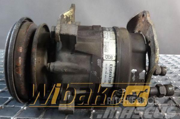 Daewoo Sprężarka klimatyzacji Daewoo J639 5110008