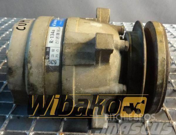 Daewoo Sprężarka klimatyzacji Daewoo J639 5110539