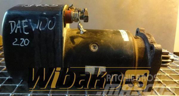 Daewoo Starter / Rozrusznik Daewoo UD00237S