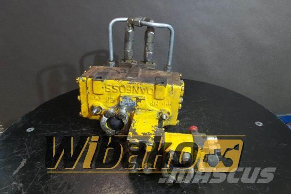 Danfoss Control valve Danfoss 150F0075