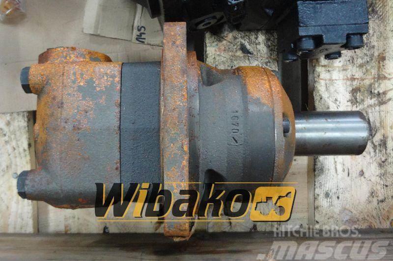 Danfoss Hydraulic motor / Silnik hydrauliczny Danfoss OMVW