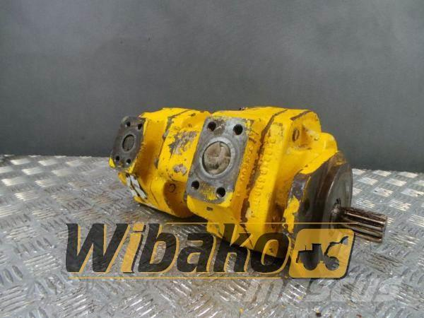 David Brown Gear pump / Pompa zębata David Brown PA2210/1909A3