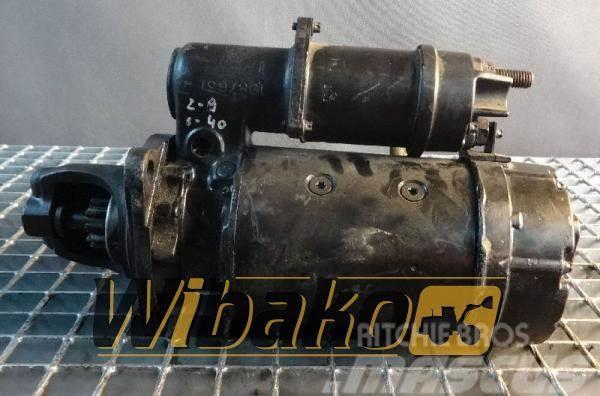 Delco Remy Starter Delco Remy 37MT 1993759