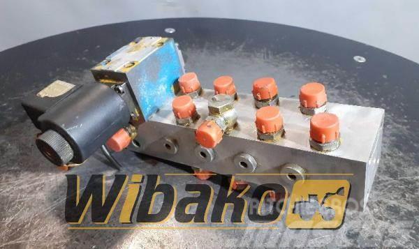 Denison Valves set Denison 3D0135151010100A100527 02621012