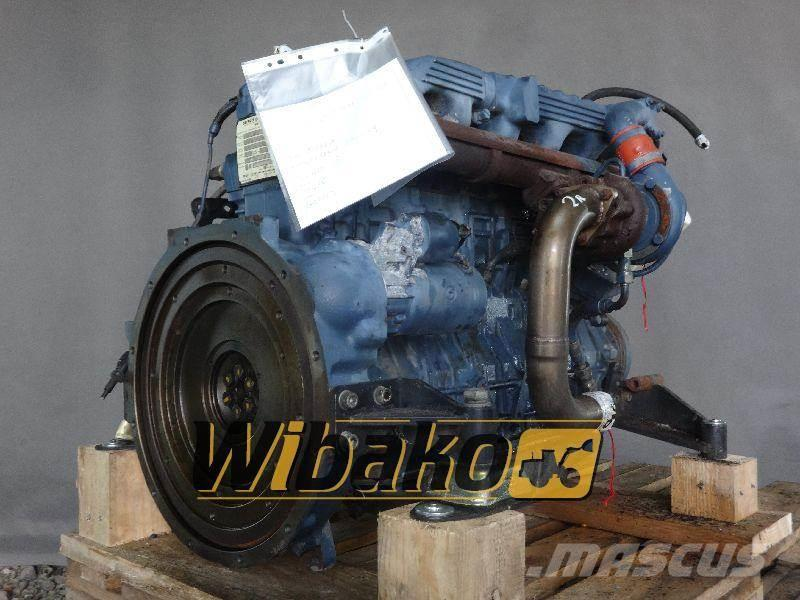 Detroit Diesel Engine Detroit Diesel 63B
