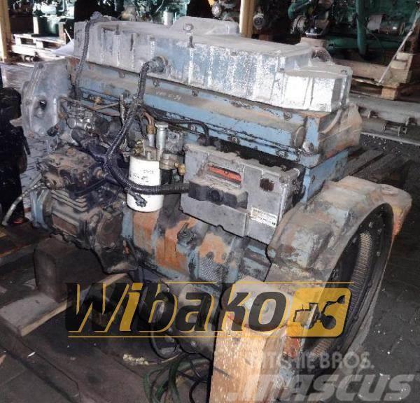 Detroit Diesel Engine / Silnik spalinowy Detroit Diesel SE