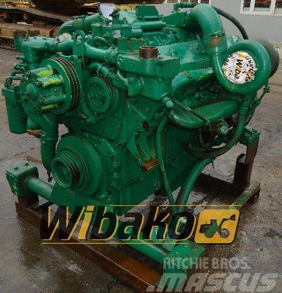 Detroit diesel Engine / Silnik spalinowy Detroit diesel 12