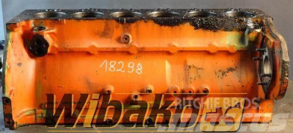 Deutz Crankcase / Blok silnika Deutz F6L912