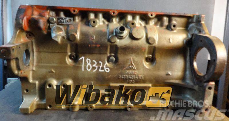 Deutz Crankcase / Blok silnika Deutz BF4L913
