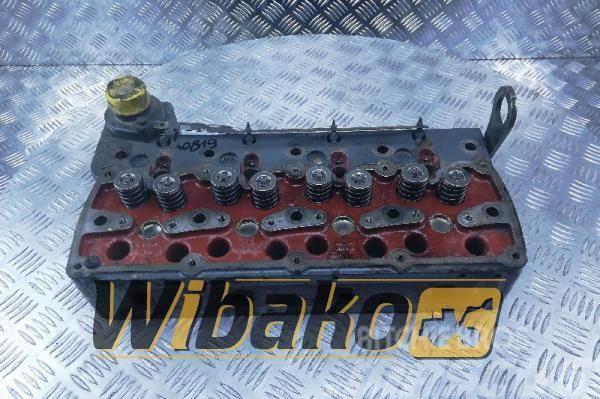 Deutz Cylinder head Deutz TD2009 L04 04114001/04114991/0