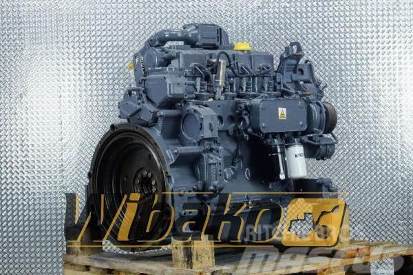 Deutz Engine Deutz BF4M2012