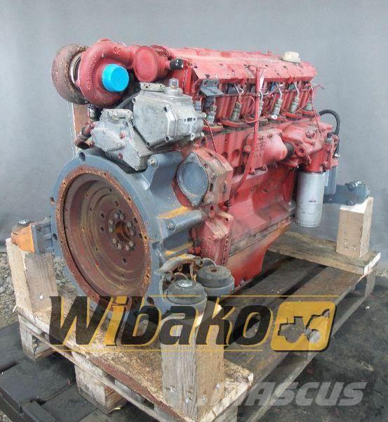 Deutz Engine Deutz BF6M1012