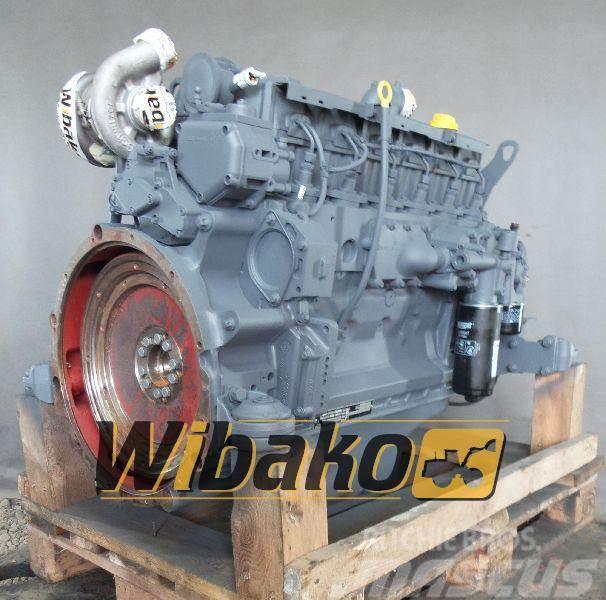 Deutz Engine Deutz BF6M1012E