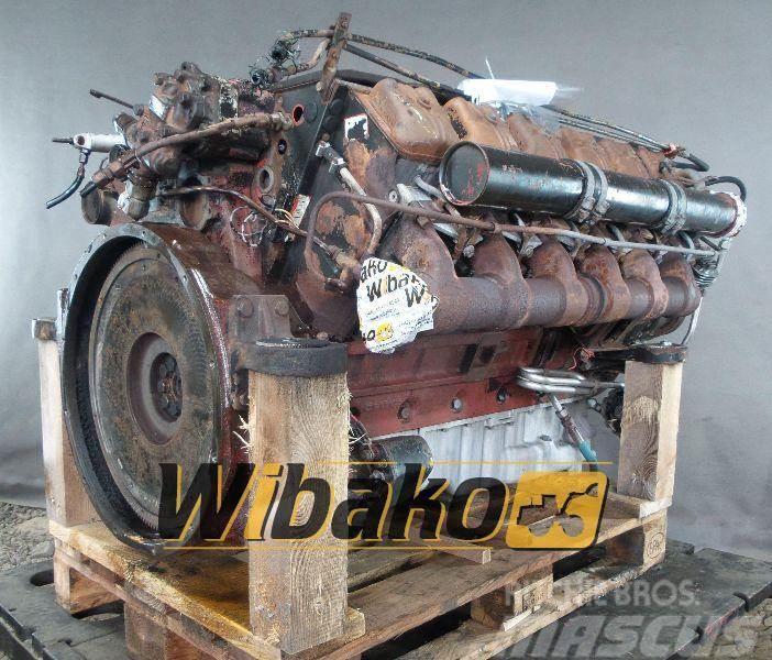 Deutz Engine Deutz F12L413F