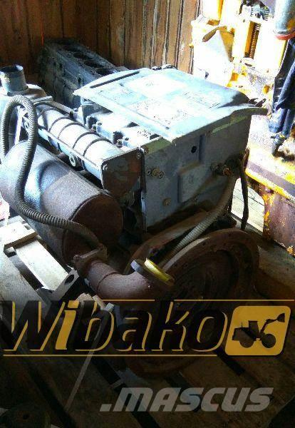 Deutz Engine Deutz F3L1011