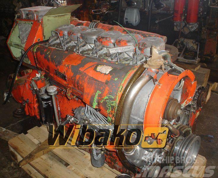 Deutz Engine Deutz F6L912