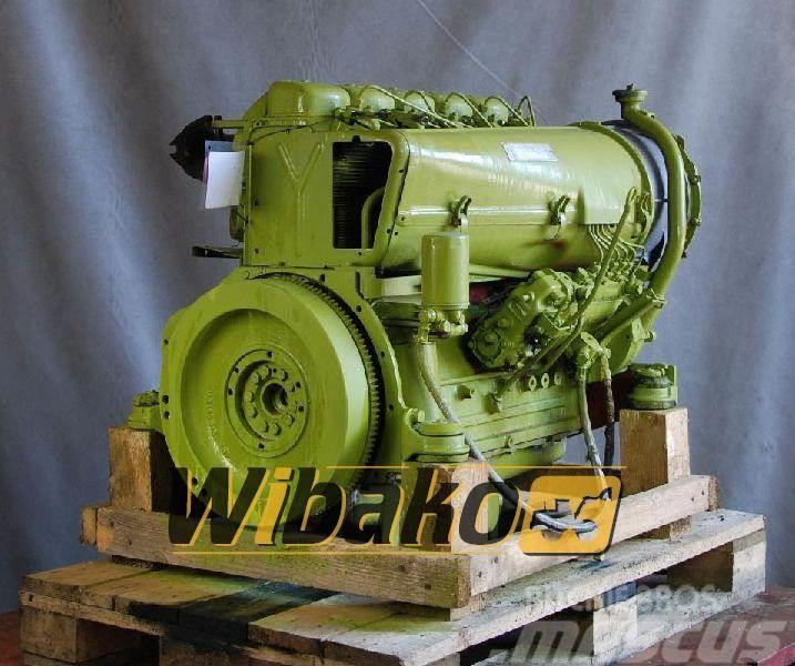 Deutz Engine / Silnik spalinowy Deutz F5L912