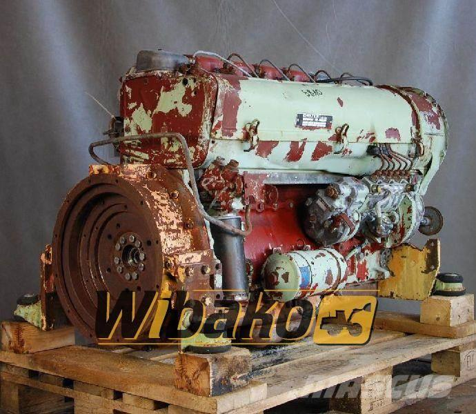 Deutz Engine / Silnik spalinowy Deutz BF6L913T