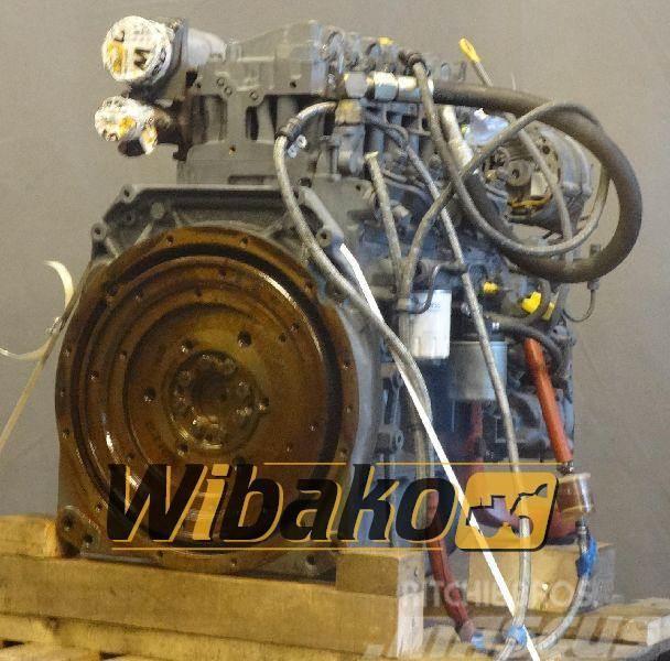 Deutz Engine / Silnik spalinowy Deutz F4M2011
