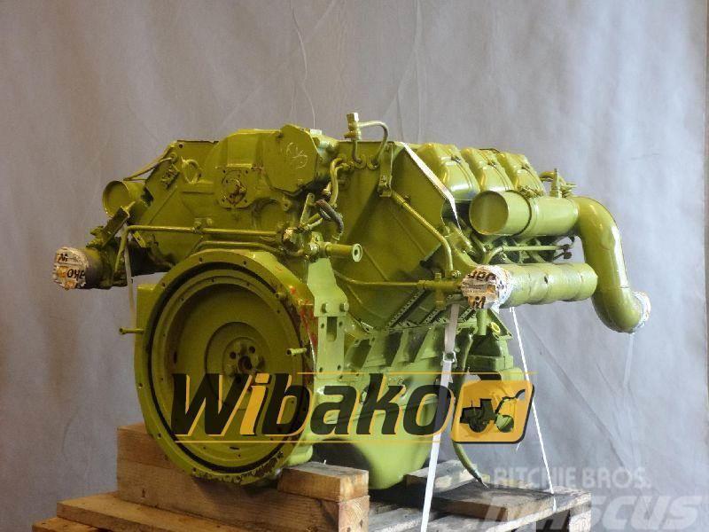 Deutz Engine / Silnik spalinowy Deutz F6L413