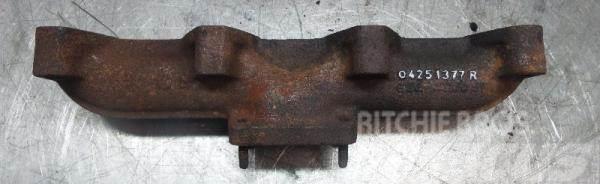 Deutz Exhaust manifold Deutz BF4M2012 04254519R