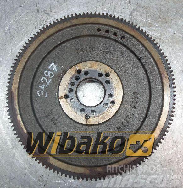 Deutz Flywheel Deutz TCD2012 L04 4V 04297218R