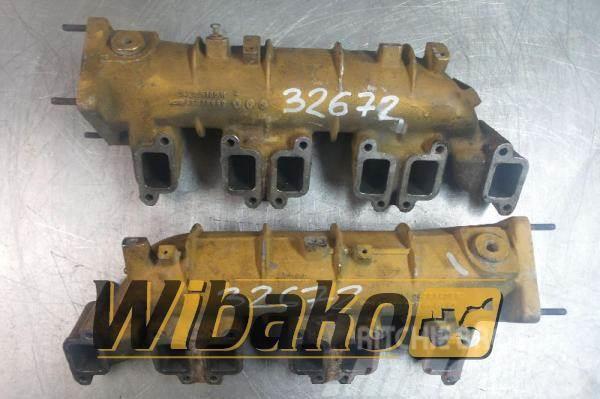 Deutz Intake manifold Deutz BF6M1015C 04225189R