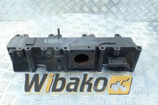 Deutz Intake manifold Deutz TCD3.6 L4 04125727R/7273490