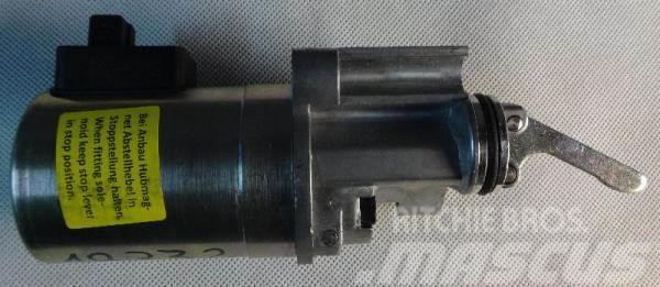 Deutz Shutdown device / Cewka gaszenia Deutz 04199901