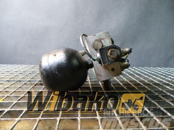 Doosan Valves set Doosan SOLAR 255LC-V E-1
