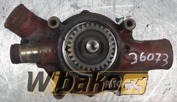 Doosan Water pump Doosan DE12TIS