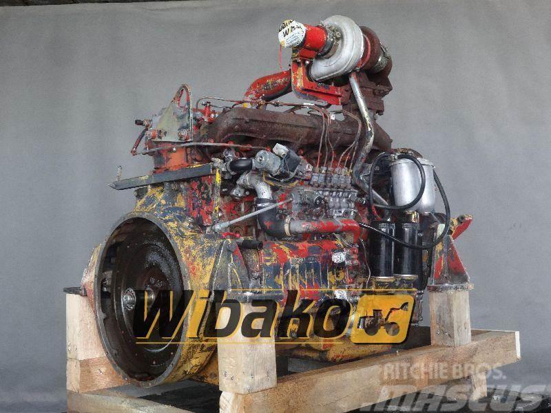 Fiat Iveco Engine Fiat Iveco 8041T