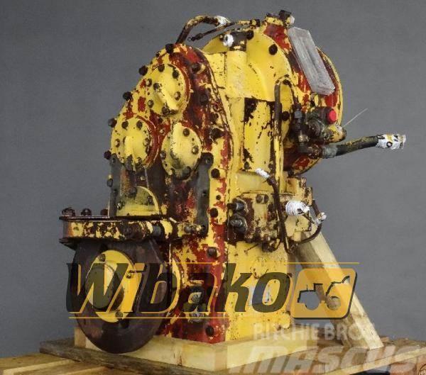Frisch Gearbox/Transmission / Skrzynia biegów Frisch G125