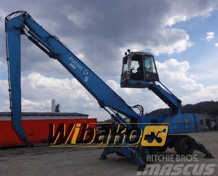 Fuchs Wheel excavator / Koparka kołowa Fuchs MHL350