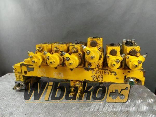 Furukawa main control valve / Rozdzielacz główny Furukawa 6