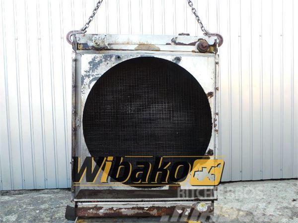 Furukawa Radiator for Furukawa 645LS