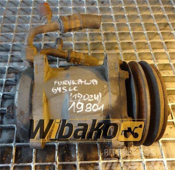 Furukawa Sprężarka klimatyzacji for Furukawa 645LS